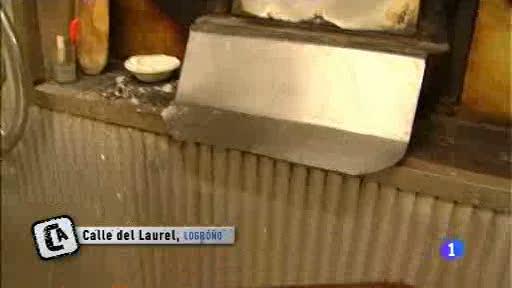 Comando Actualidad - Calle Laurel de Logroño