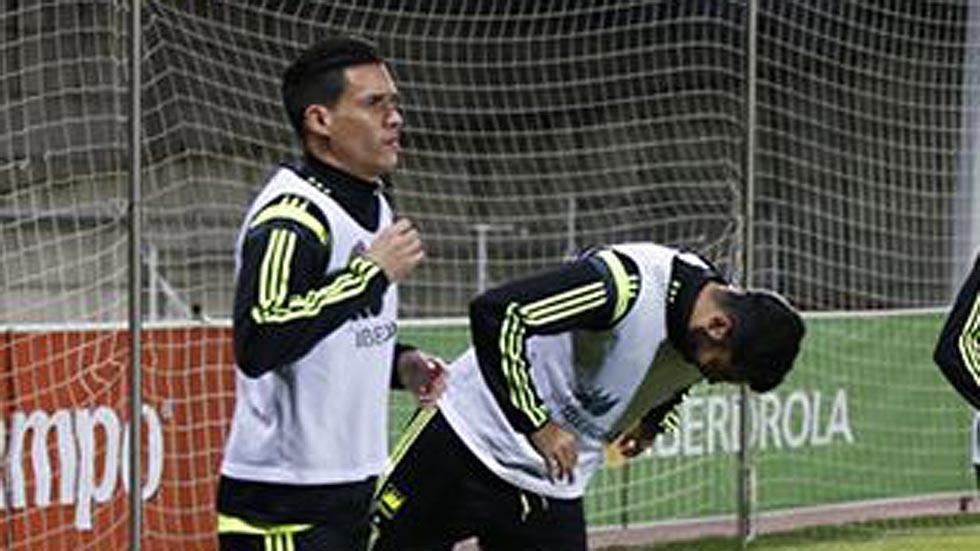 "Callejón: ""Quiero demostrar mi buen momento"""