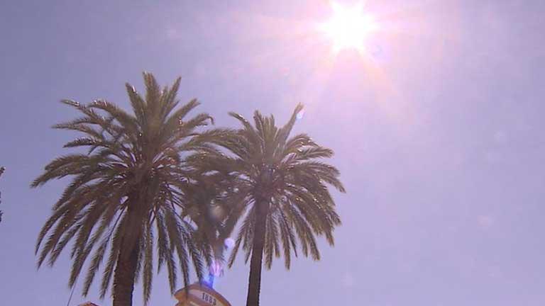 Calor en Andalucía y Castilla-La Mancha y despejado en el resto