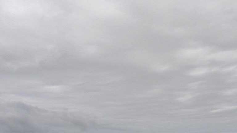 Calor en área del Mediterráneo y lluvias débiles en el noroeste peninsular