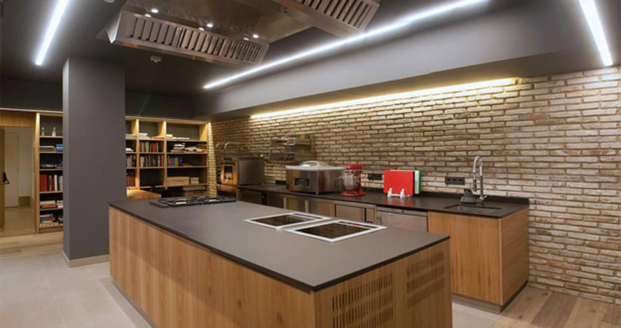 Un laboratorio en la cocina