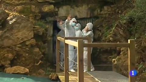 El cambio en el sistema de visitas controladas a la Cueva de Altamira ha sido beneficioso para la conservación de las pinturas rupestres