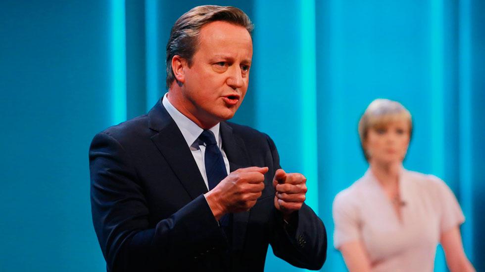 Cameron insiste en las catastróficas consecuencias económicas que tendría la salida de Reino Unido de la UE