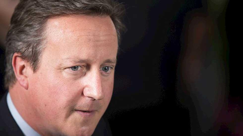 Cameron visita Gibraltar para hacer campaña a favor de la permanencia en la Unión Europea
