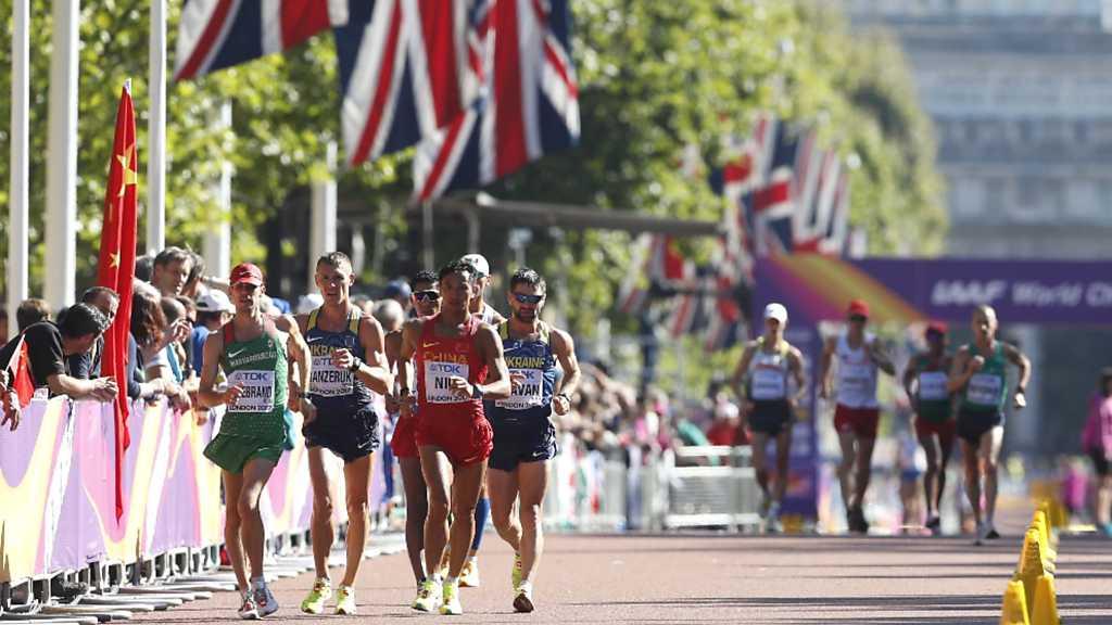 Atletismo - Campeonato del Mundo al Aire Libre. 10ª jornada sesión matinal (1)