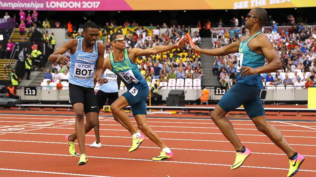 Atletismo - Campeonato del Mundo al Aire Libre. 9ª jornada sesión matinal (2)