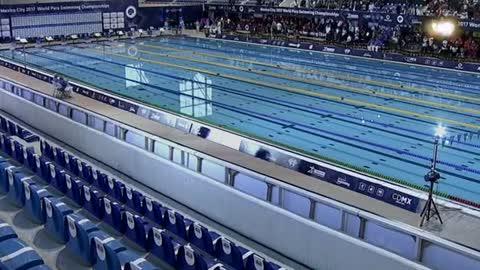 Natación - Campeonato del Mundo Paralímpico. Resumen final  11/12/17