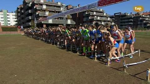 Cross - Campeonato de España de Clubes. Carrera Corta Femenina