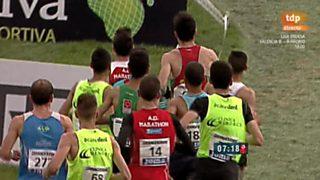 Cross - Campeonato de España por Clubes. Carrera Larga Masculina
