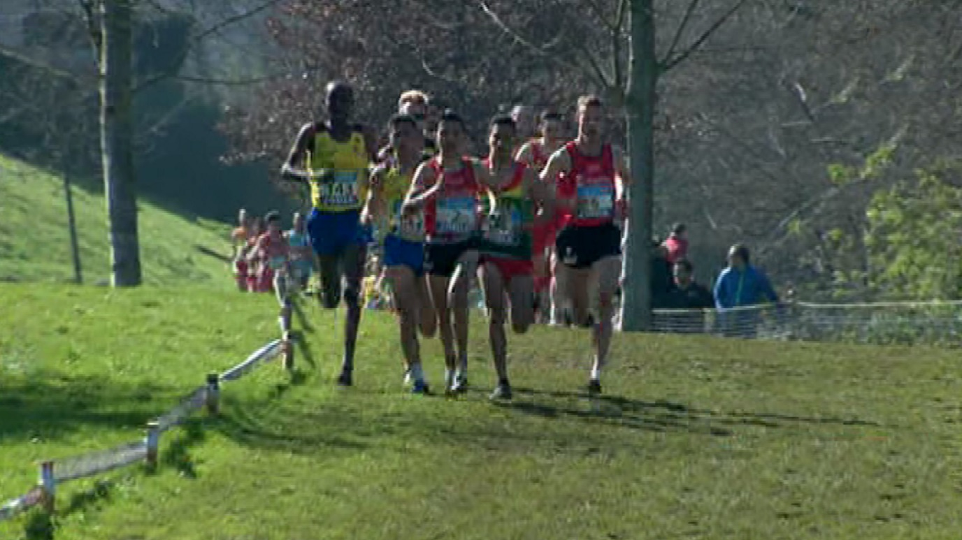 Cross - Campeonato de España de Clubes. Carrera Largo Masculina