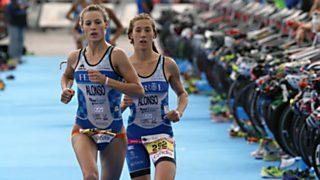 Triatlón - Campeonato de España por Clubes Gijón y Ironman Mallorca