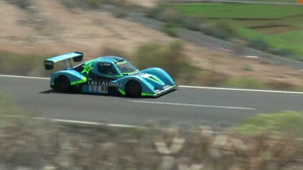 Automovilismo - Campeonato de España de Montaña 'Subida Guía de Isora'