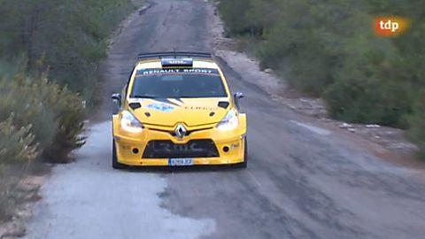Automovilismo - Campeonato de España de Rallyes de Asfalto. 'Rallye de Nucía'