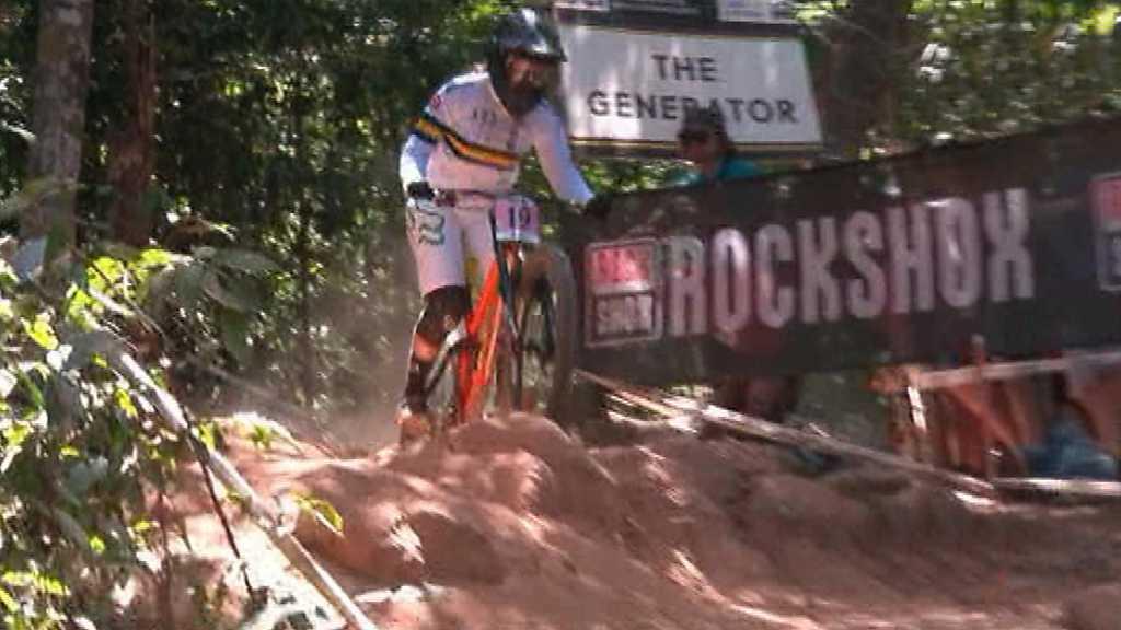 Mountain Bike - Campeonato del Mundo. Prueba Descenso Élite Femenina desde Cairns (Australia)