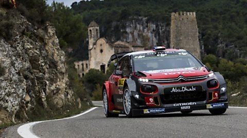WRC - Campeonato del Mundo. Rally de RACC Cataluña-Rally de España. Resumen (1)