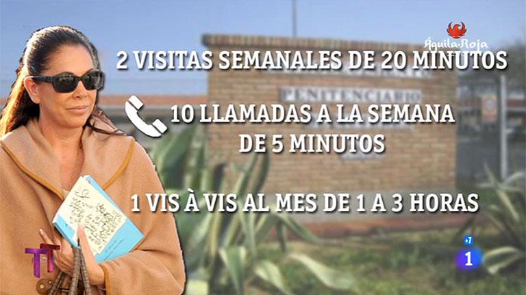 T con T - Campaña en las redes contra el inminente ingreso en prisión de Pantoja