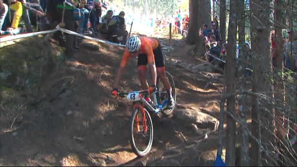 Mountain Bike - Campeonato del Mundo Cross Country Élite Masculino