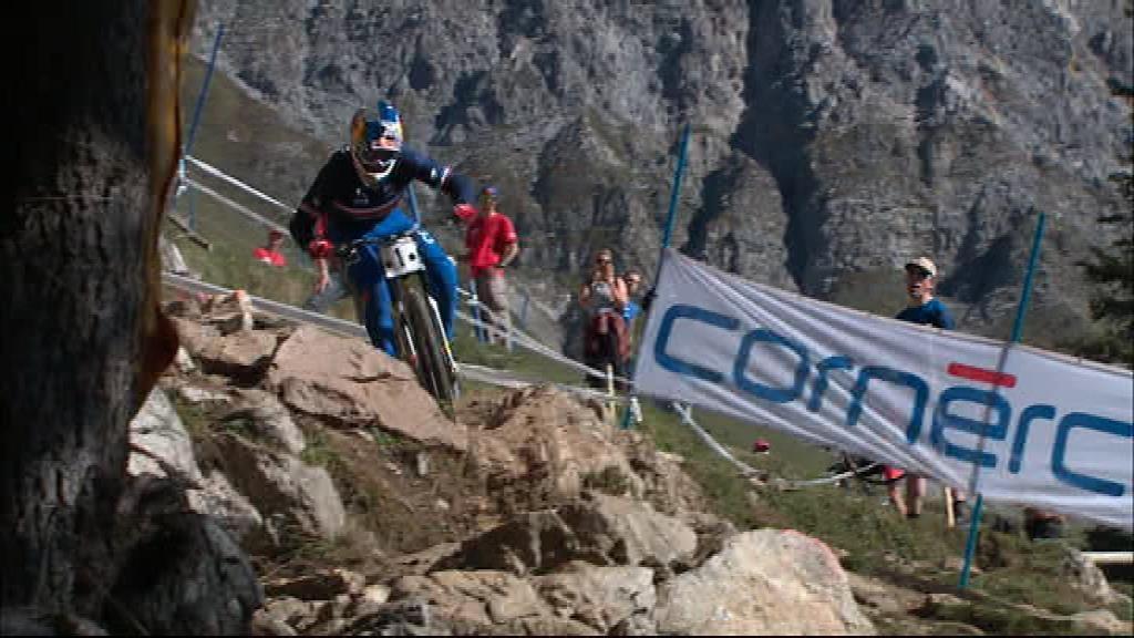 Mountain Bike - Campeonato del Mundo Descenso Élite Masculino