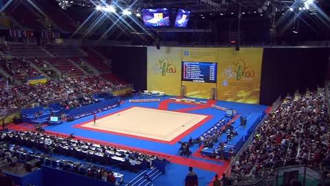 Gimnasia rítmica - Campeonato del Mundo Final Individual Pelota desde Sofía (Bulgaria)
