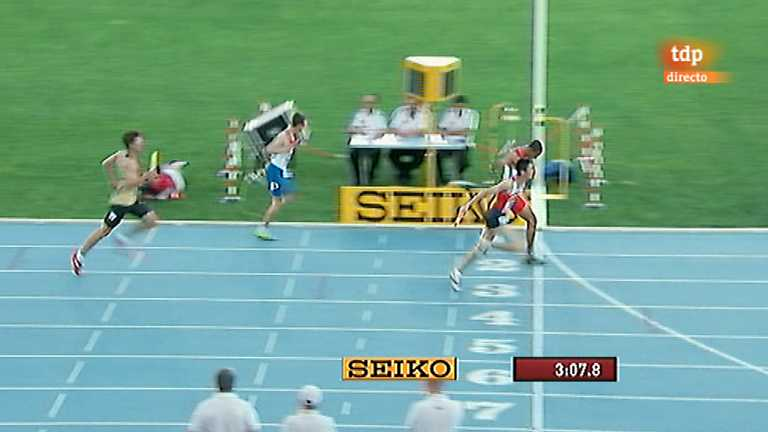Atletismo - Campeonato del Mundo Júnior, 1 - 14/07/12