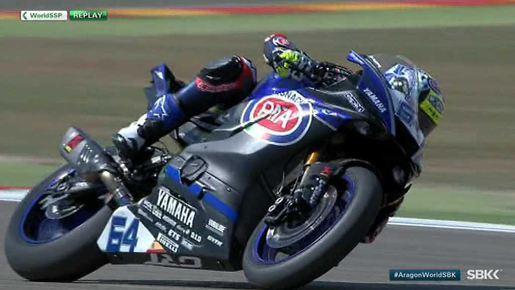 Motociclismo - Campeonato del Mundo Superbike. Supersport prueba Aragón