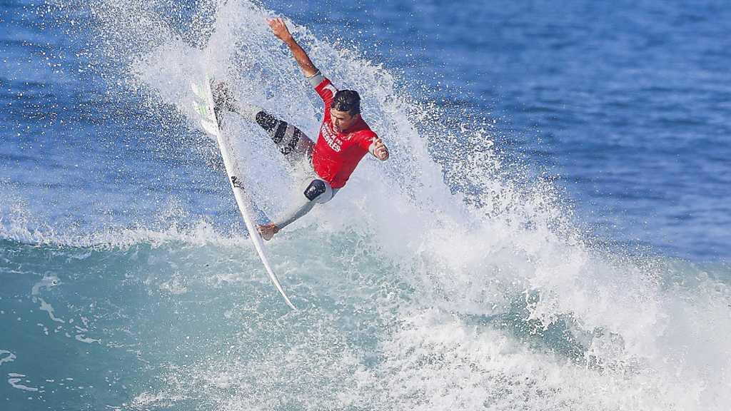 Surf - Campeonato del Mundo WSL 2017