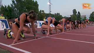Atletismo - Campeonato de España Absoluto, 2ª jornada vespertina 1