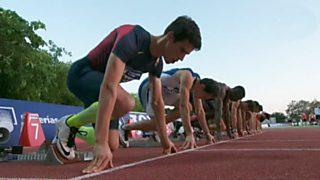 Atletismo - Campeonato de España Absoluto. Sesión vespertina (1)