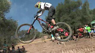 Mountain Bike - Campeonato de España BTT. Descenso Ubrique