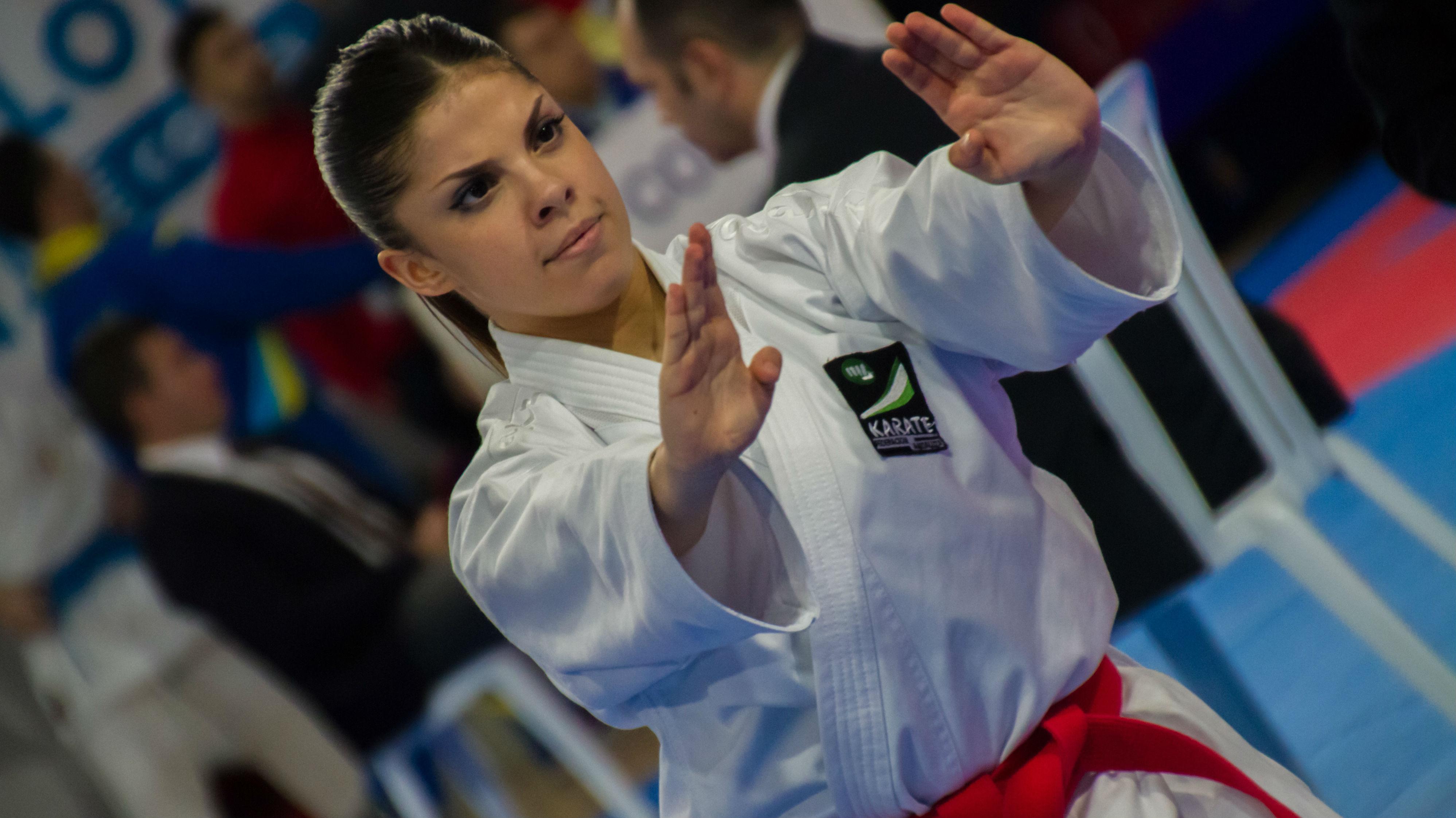 Campeonato de España cadete, junior y sub-21 de kata. 24 de noviembre. Ponferrada