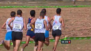 Cross - Campeonato de España. Carrera Absoluto Masculino