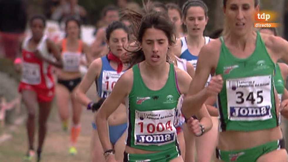 Cross - Campeonato de España: Carrera Absoluto + Promesas Femenino