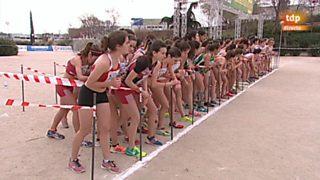 Cross - Campeonato de España: Carrera Júnior Femenino