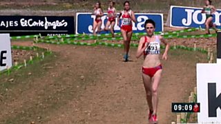 Cross - Campeonato de España. Carrera Junior Femenino