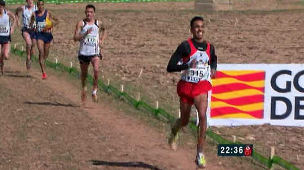 Cross - Campeonato de España. Carrera Junior Masculino