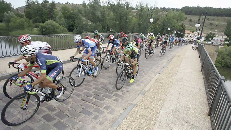 Ciclismo - Campeonato de España de carretera. Prueba Soria
