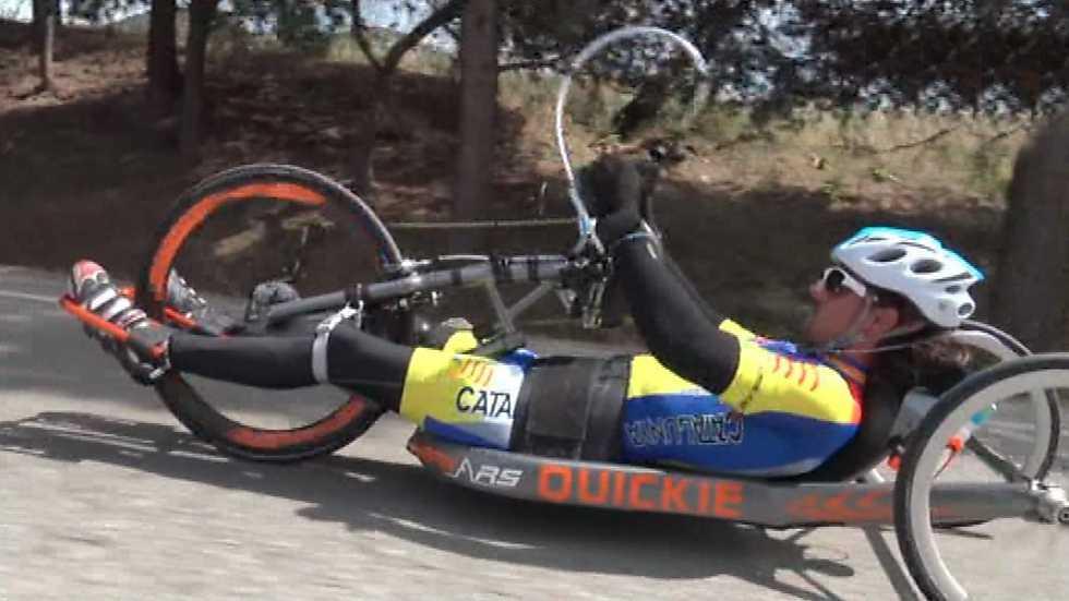 Ciclismo - Campeonato de España de Ciclismo Adaptado, desde Estepona (Málaga)