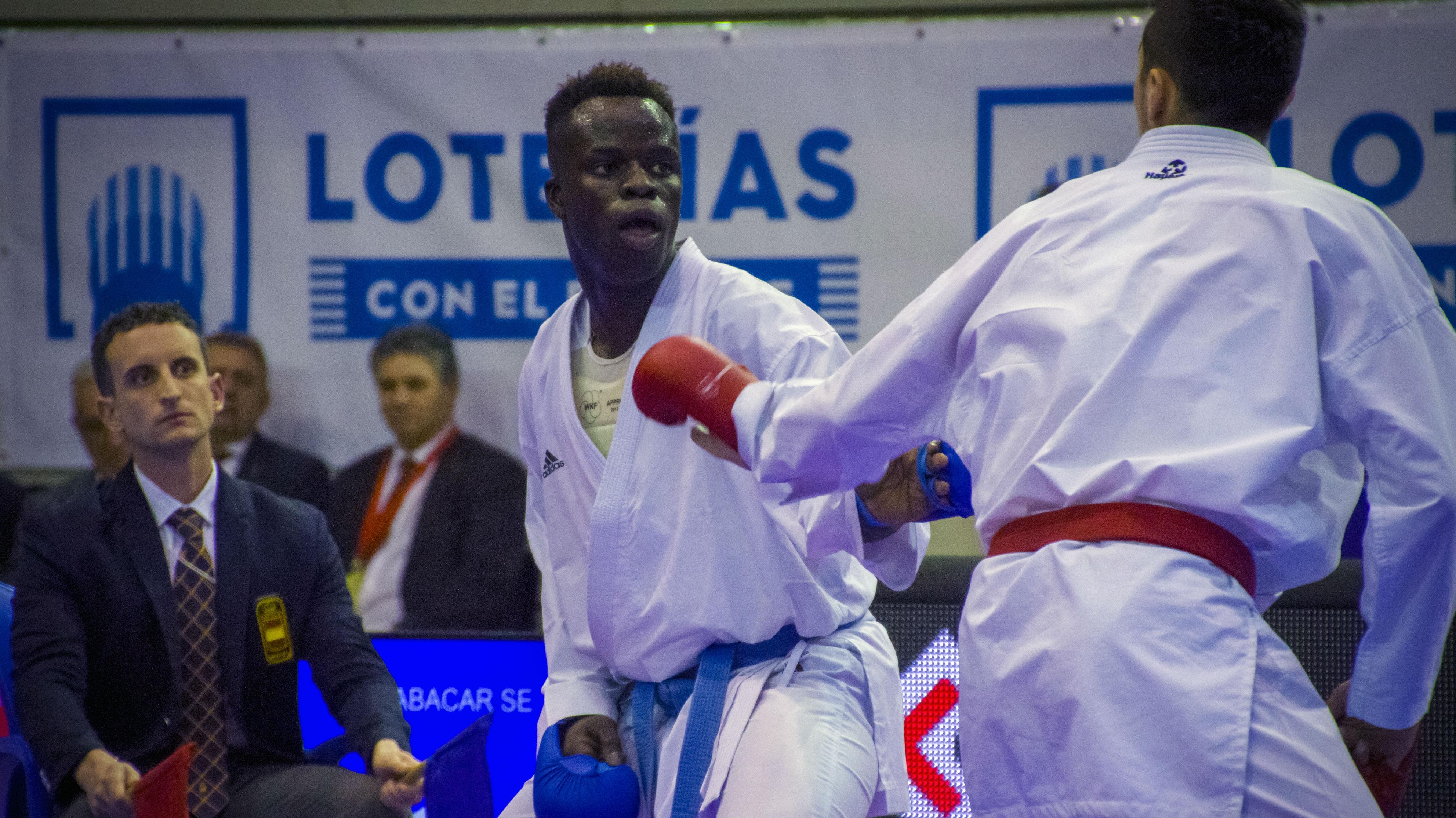 Campeonato de España de Kárate. 12 y 13 de enero. 2019