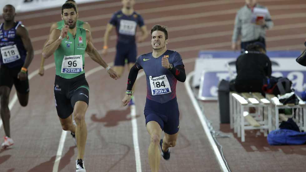 Atletismo - Campeonato de España Pista Cubierta sesión Matinal