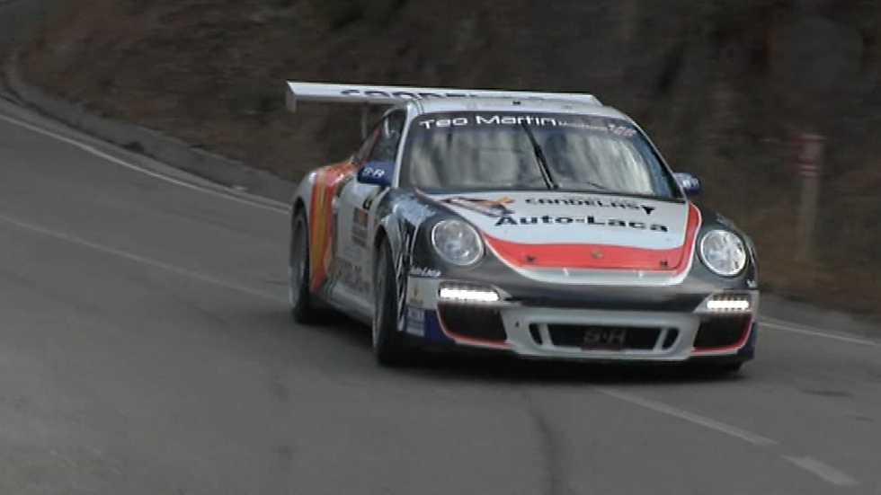 Automovilismo - Campeonato España Rally Asfalto. Rallye de Ourense