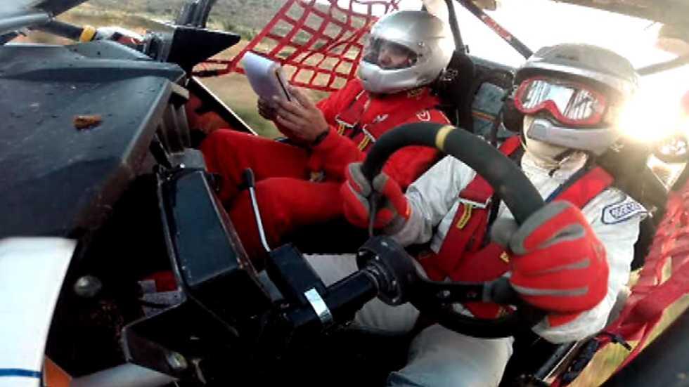 Automovilismo - Campeonato de España Rallye Todo terreno