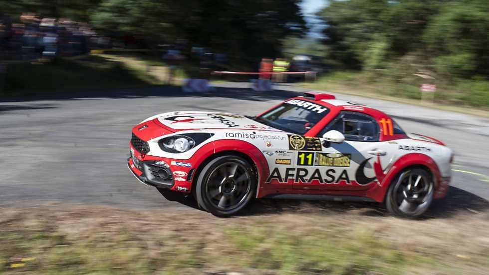 Automovilismo - Campeonato de España de Rallyes de Asfalto 'Rallye de Ourense'