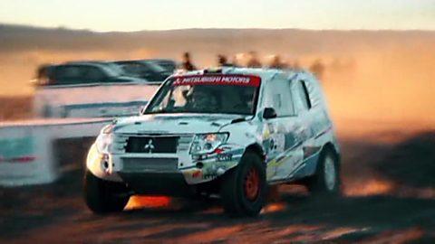 Automovilismo - Campeonato de España de Rallyes de Todo terreno. 'Rallye de Cuenca'