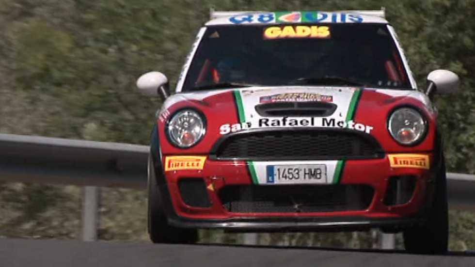 Automovilismo - Campeonato de España Rallys Asfalto: Rallye Sierra Morena