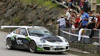 "Automovilismo - Campeonato de España de Rallys de asfalto ""Rally Príncipe de Asturias"""