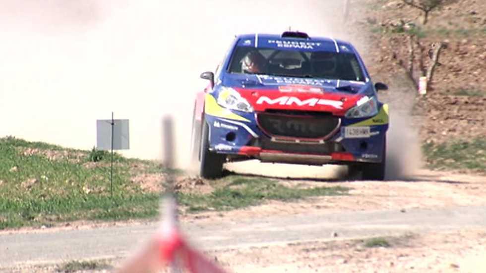 Automovilismo - Campeonato de España de Rallys de Tierra. Prueba Lorca