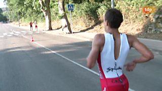 Triatlón - Campeonato de España. Sprint y acuatlón
