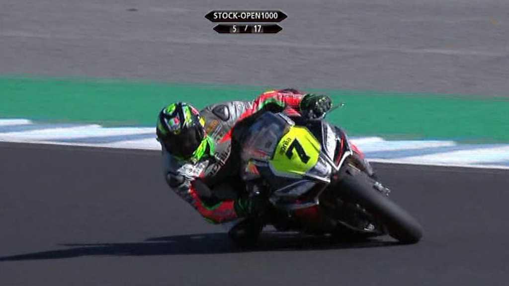 Motociclismo - Campeonato de España de Velocidad 2017 2ª Carrera desde Jerez de la Frontera