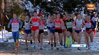 Cross - Campeonato de Europa: Carrera Sub-23 Femenino
