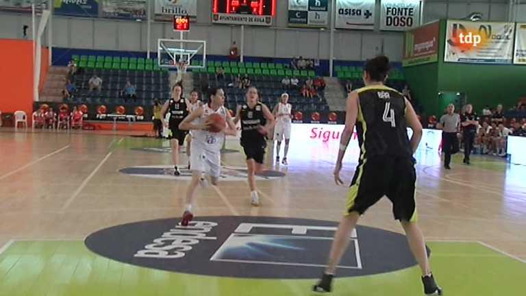 Baloncesto femenino - Clasificación Campeonato de Europa: España-Alemania